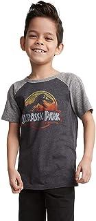 Jumping Beans Boys 4-10 Jurassic Park Graphic Tee