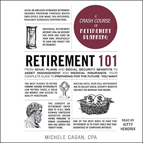 Retirement 101 audiobook cover art