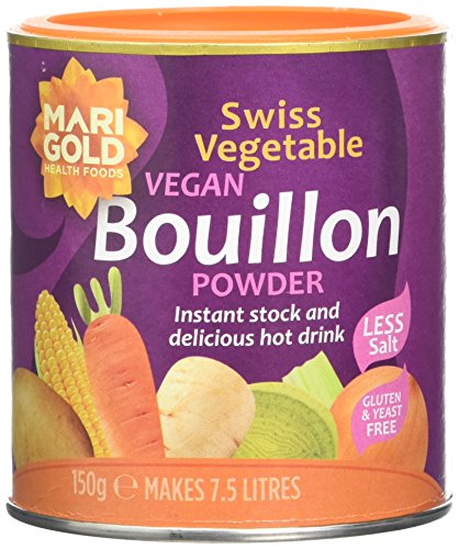 Ringelblume Schweizer Gemüse reduziert Salz vegan Bouillon lila Topf 150g