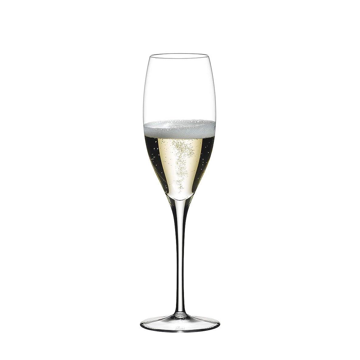 タウポ湖胸政治的[正規品] RIEDEL リーデル シャンパン グラス ソムリエ ヴィンテージ?シャンパーニュ 330ml 4400/28