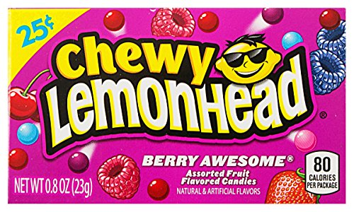 Chewy Lemonhead Berry Awesome (23g)