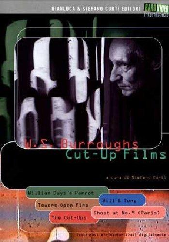 Burroughs Cut-Up Films (Box 2 Dvd)