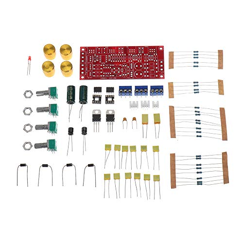 Modulo electronico NE5532 OP-AMP Amplificador HIFI preamplificador de volumen del tono de control EQ Junta de bricolaje
