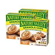 Nature Valley Granola Cups, Peanut Butter Chocolate Chip, 6.75 oz