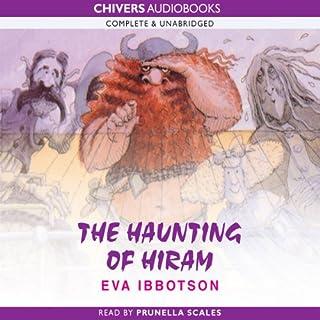 The Haunting of Hiram cover art