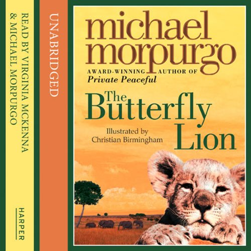 The Butterfly Lion cover art