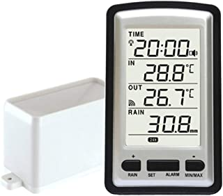 hunter wireless rain gauge