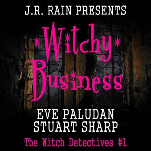 Witchy Business cover art