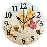 Shutterstock_189084197 Reloj de Pared Reloj Redondo de acrílico Que Funciona con Pilas para la decoración de la Sala de Estar - Sin Marco ni Cubierta de Vidrio