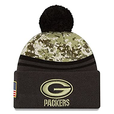Green Bay Packers Salute to Service Knit Hat