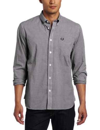 Gingham Shirt Long Sleeve (S)