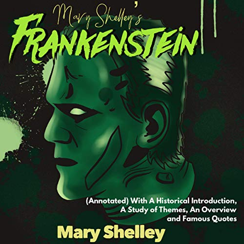 Mary Shelley's Frankenstein (Annotated) cover art