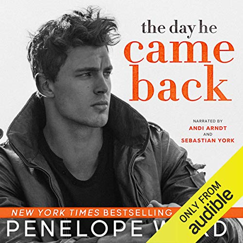 The Day He Came Back cover art
