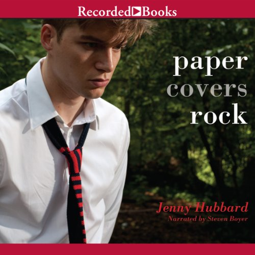 Paper Covers Rock audiobook cover art