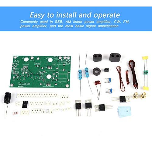 45W SSB Linear HF/FM/CW/HAM Linear Power Amplifier Amplificateur Shortwave Signal Amplification DIY Kit
