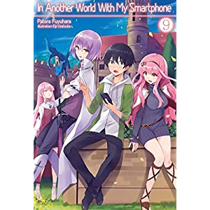 In Another World With My Smartphone: Volume 9 9 51WSHN68okL. SS300