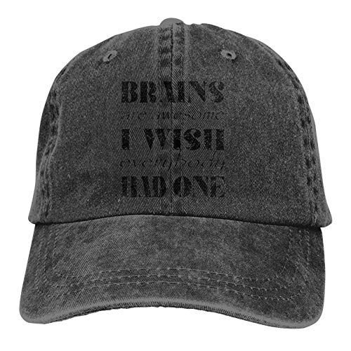 Jopath Brains are Awesome, I Wish Everybody Had One Gorra de
