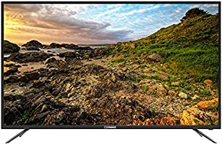 CTRONIQ 65-inch 4K Smart LED TV with Built-in DVB-T2 Receiver, Black – 65CT8200