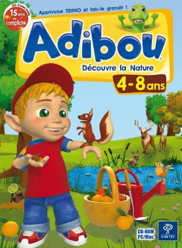 Adibou découvre la nature 4/8ans