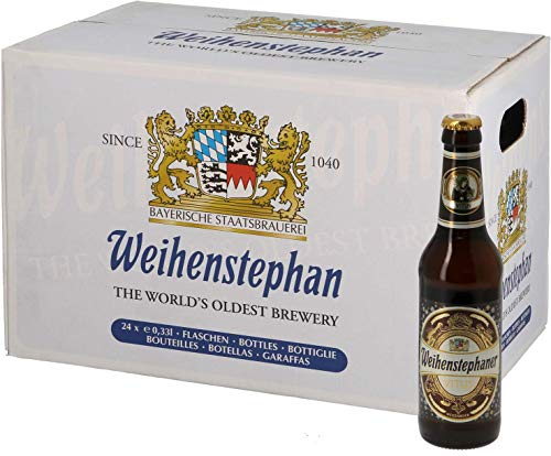 24-er Paket | Bierpaket | Internationales Bier | Craft Beer | Großpaket zum Sparpreis (Weihenstephaner Vitus)