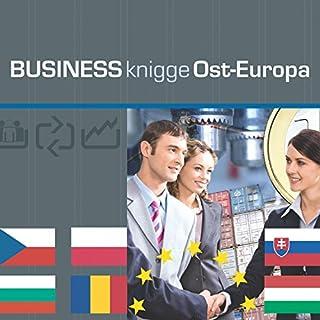 Business Knigge Ost-Europa Titelbild