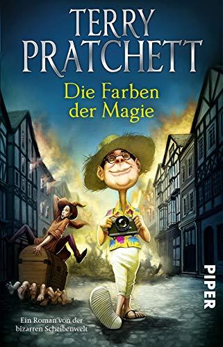Die Farben der Magie (Terry Pratchetts Scheibenwelt): Ein Roman von der bizarren...