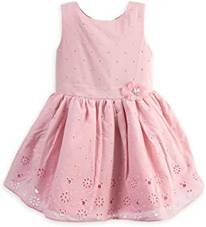 Disney Minnie Mouse Eyelet Dress for Girls