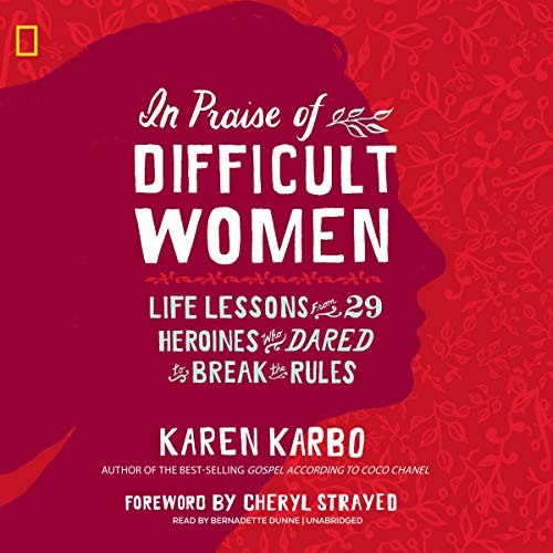 In Praise of Difficult Women cover art