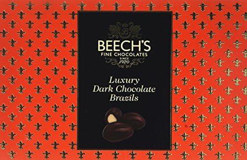 Beech's Fine Chocolate Dark Chocolate Brazils, 145 g