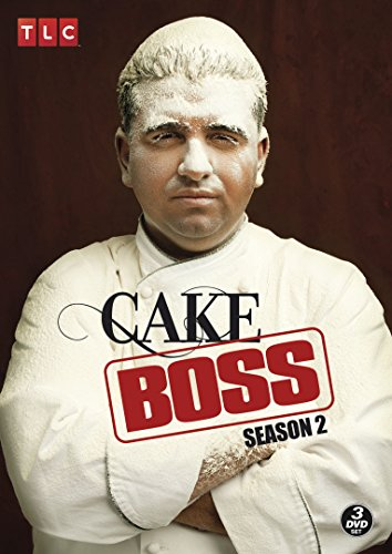 Cake Boss - Season 2 (3 DVDs)