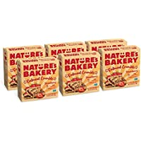 36-Count Natures Bakery Oatmeal Crumble Bars, Strawberry