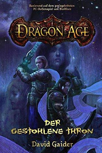 Der gestohlene Thron (Dragon Age, Band 1)
