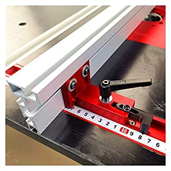 LiMePng 60/80 / 100cm 75mm Hauteur Traquille T-Piste T-Piste Supports de coulissement T-Slot Profil de l'aluminium Profilé de Bois Wood Workbench Accessoires DIY Accessoires LiMePng (Color : 1000mm)