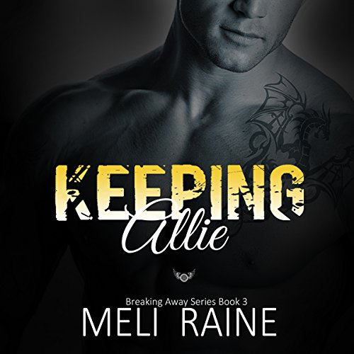 Keeping Allie cover art