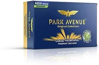 Park Avenue GOOD MORNING Fragrant Soap 125 g × 12 Pack Of 12 (12 x 125 g)