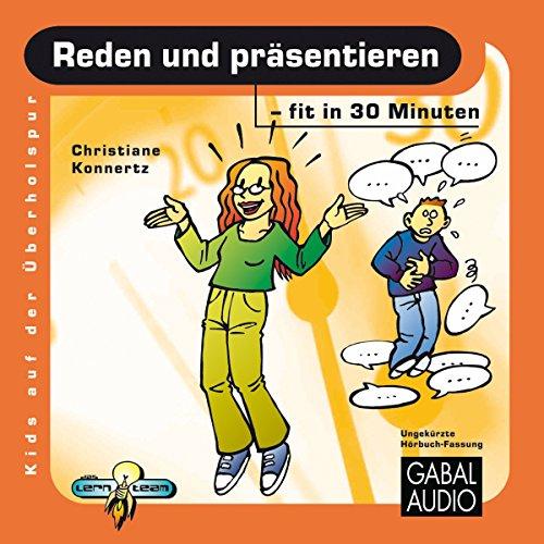 Reden und Präsentieren - fit in 30 Minuten Titelbild