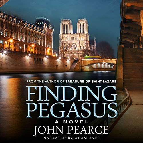 Finding Pegasus Audiobook By John Pearce cover art