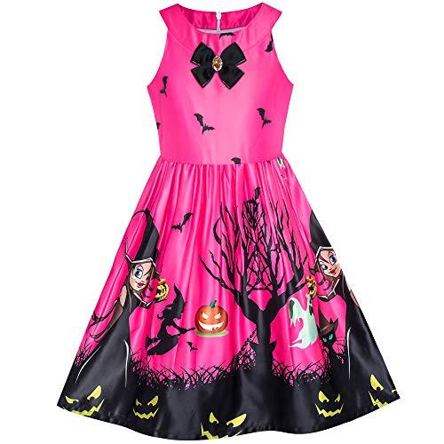 - Witch Mädchen Halloween Kostüme