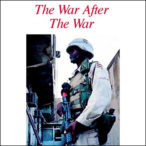 Iraq audiobook cover art