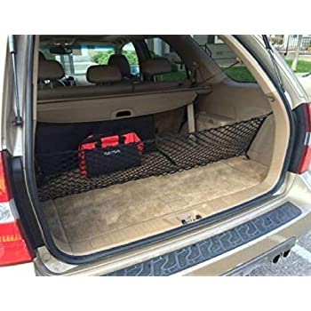 Envelope Style Trunk Cargo Net for HUMMER H3 2006-2010 BRAND NEW Trunknets Inc