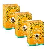 English Tea Shop - Manzanilla orgánica, sin cafeína, hecha en Sri Lanka, 3 x 20 bolsas de té (60 gramos)
