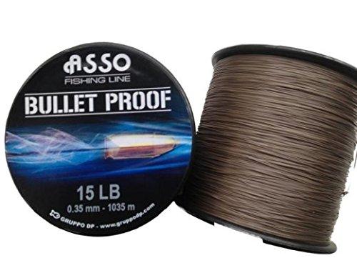 Asso Bullet Proof: 15lb