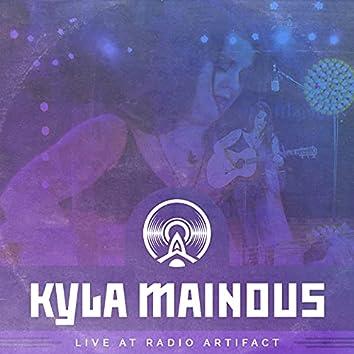 Kyla Mainous - Live at Radio Artifact