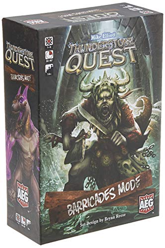 Alderac Entertainment ALD06266 - Thunderstone Quest: Barricades Exp.