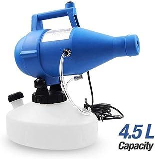 JRZDFXS Electrostatic Sprayer Sanitizing Fine Fogger Portable Garden Sprayer 1 Gallon Suitable for Home and Commercial
