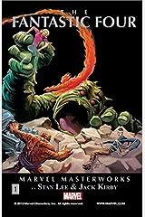 Fantastic Four Masterworks Vol. 1 (Fantastic Four (1961-1996)) Kindle Edition