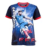 Equipe de FRANCE de football Maillot FFF - Olivier Giroud - Collection Officielle Taille Enfant 4 Ans
