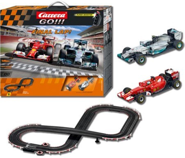 GO    Final Lap Slot Car Set by Carrera USA