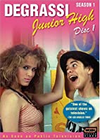Degrassi Junior High: Season 1 Disk 1 [DVD]