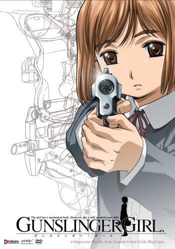 Gunslinger Girl 1 [DVD] [Import]